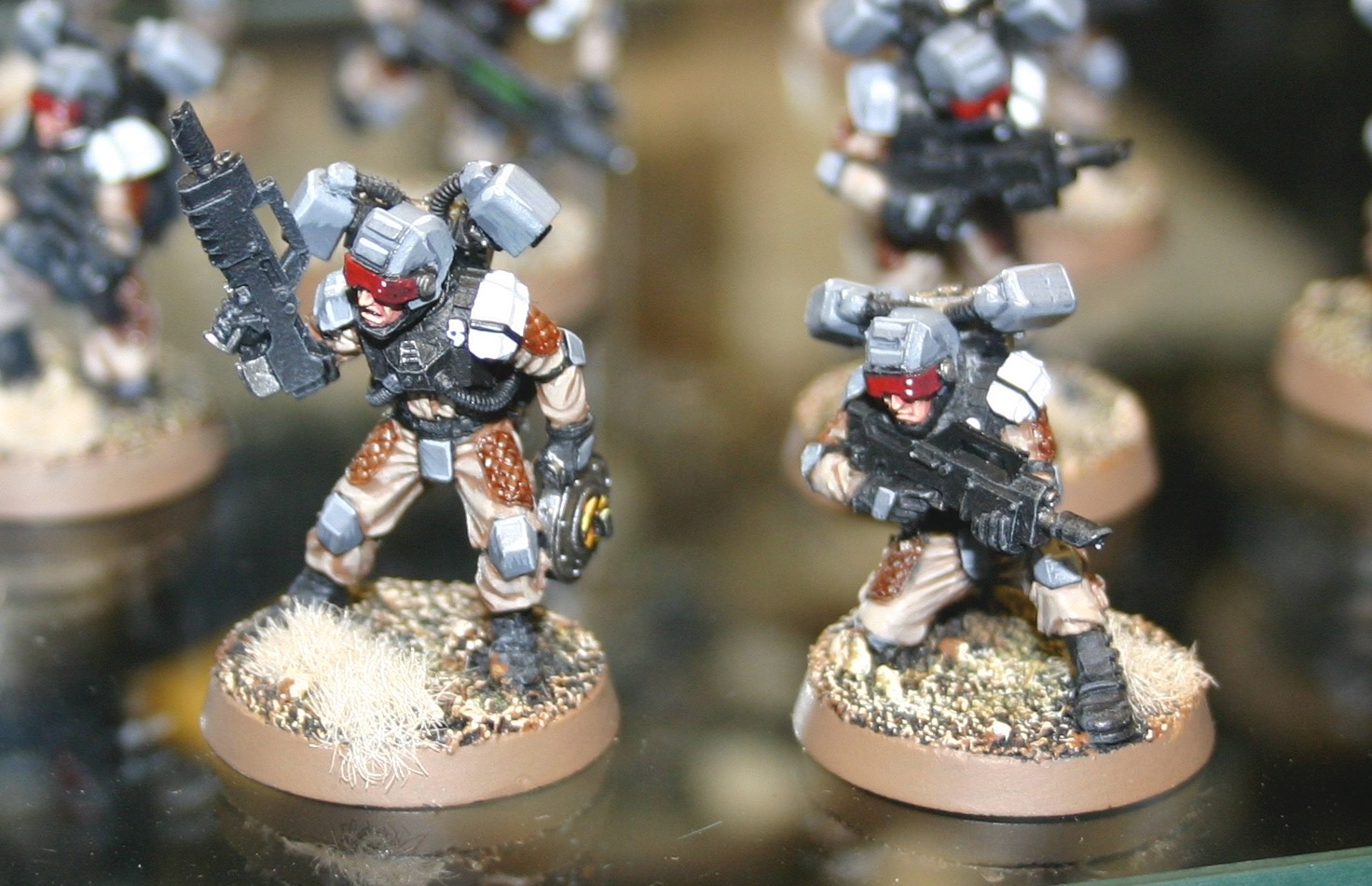 Elysian Drop Troops